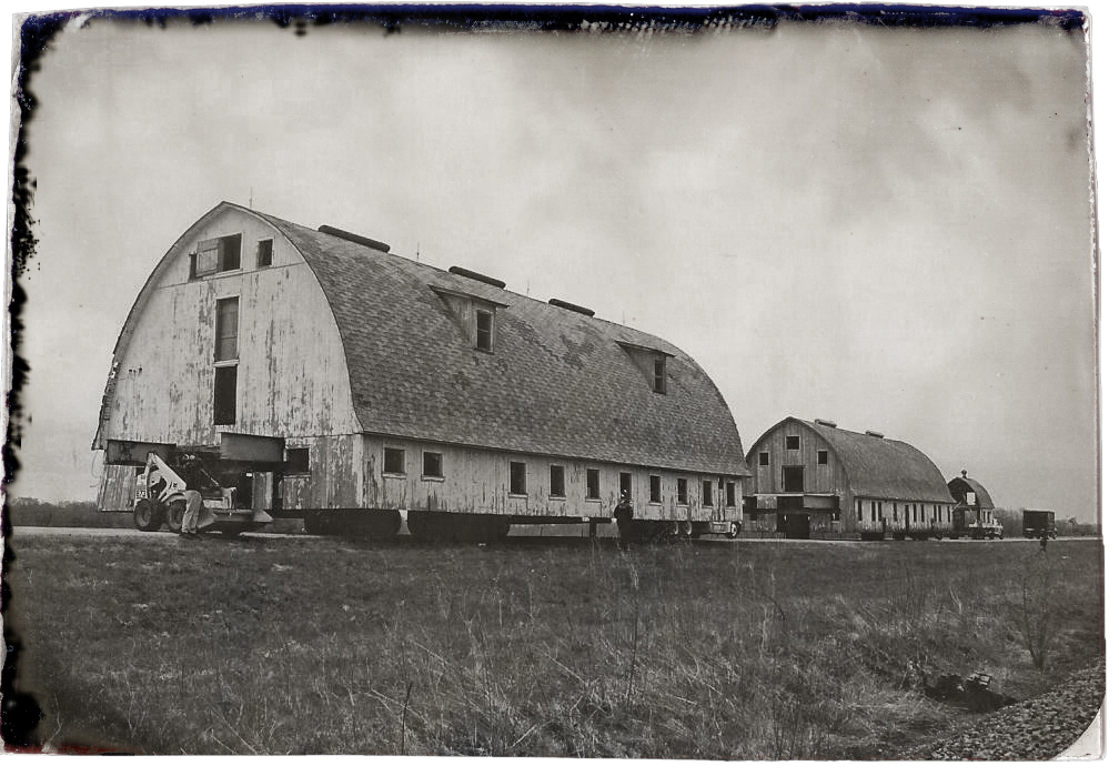 Original Barn Location