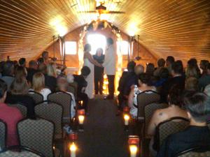 connieandmikes wedding